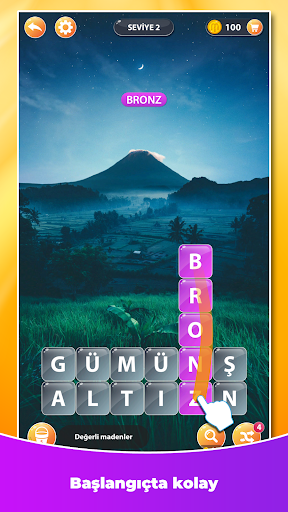 Kelime Su00f6rfu00fc - Yeni Nesil Kelime Oyunu 1.6.8 screenshots 1
