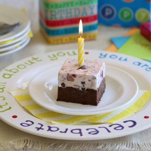 Happy-Happy Ice Cream Cake (GF, DF option)