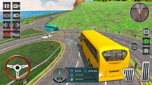 Real Coach Bus Simulator 3D 1 screenshots 2