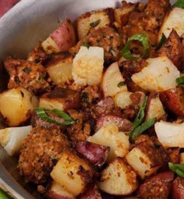 Chorizo Scrabble Skillet Recipe