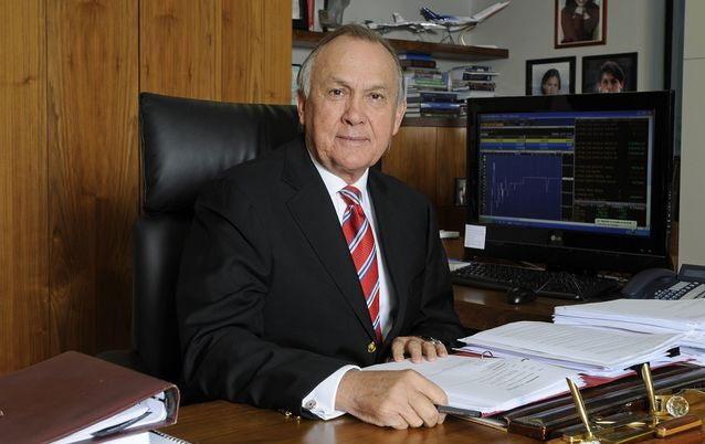 Christo Wiese. Picture: FINANCIAL MAIL
