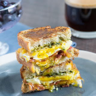 Toasted Sandwich Egg Recipes.