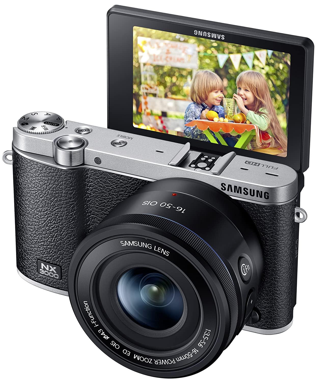 Samsung NX3000 Digital Camera