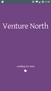 Venture North Heritage App- screenshot thumbnail