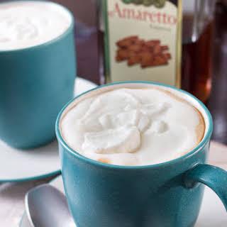 Amaretto Latte.