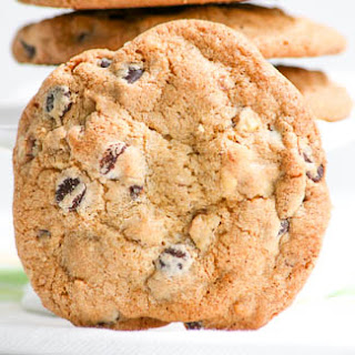Jumbo Chocolate Chip Cookies - Cookie Jar - Sunday Supper Movement