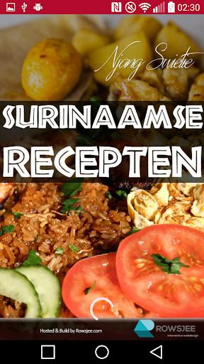 Heerlijke Surinaamse Recepten