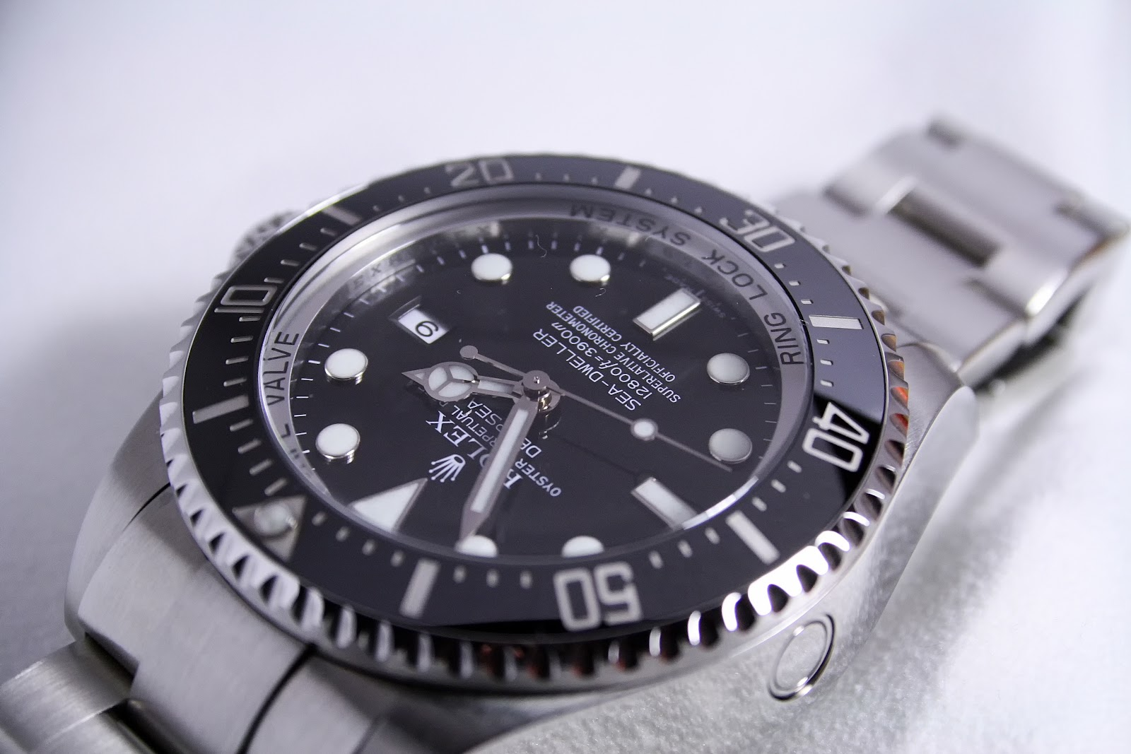Rolex is a Swiss-made brand that has coveted quality marker.
