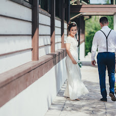 Wedding photographer Anna Nagornaya (nita31). Photo of 07.09.2016
