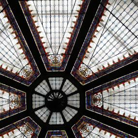 Oktogon by Jasminka Lunjalo - Buildings & Architecture Other Interior ( jasminka, croatia, oktogon, zagreb )