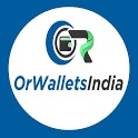Or Wallets India - Recharge, BBPS, AEPS, ATM, DMT icon