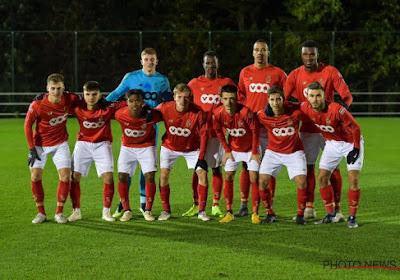 Les Espoirs du Standard font le spectacle avec plusieurs joueurs du noyau A, Anderlecht sans problème