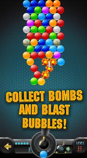 Bubble Bombs - Bubble Shooter