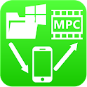 Video + Remote MPC HC Pro icon