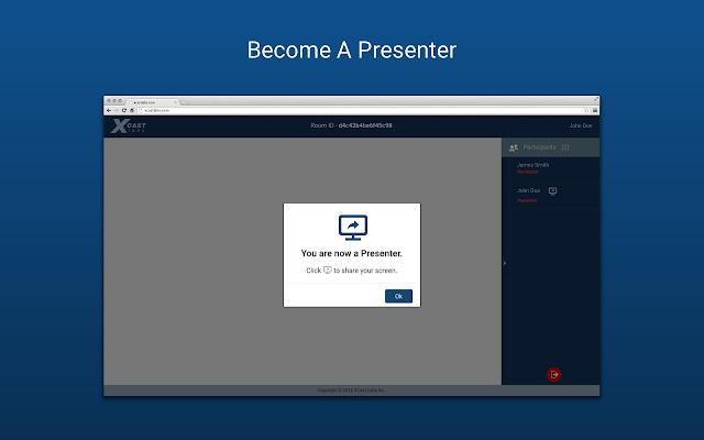 XCast Labs Screensharing