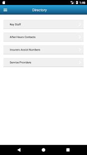 Joe Vella Insurance Brokerapp - náhled