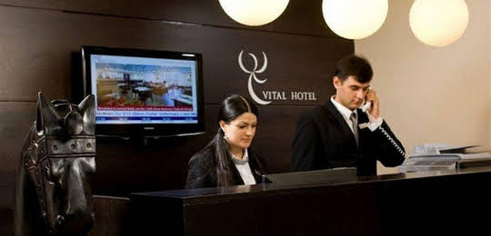 Vital Hotel - Business Boutique Hotel