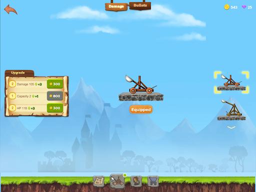 Catapult - castle & tower defense screenshot 11