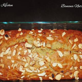 Banana Nuts Bread / How to make Banana Bread - Easy Banana Nuts Bread.
