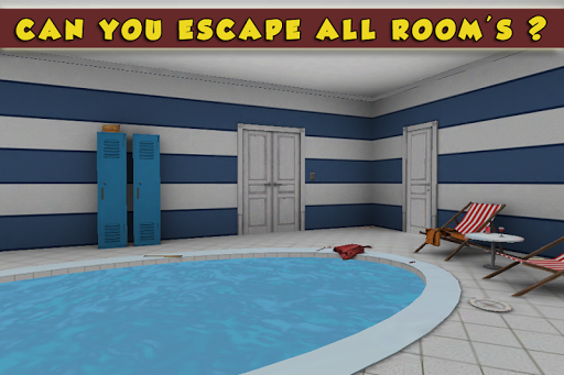 Can you escape 3D modavailable screenshots 5