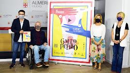 Presentación de la octava edición del Festival Inclusivo de Cortometrajes 'Gallo Pedro'.