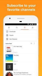 CastBox: Free Podcast Player, Radio & Audio Books - náhled