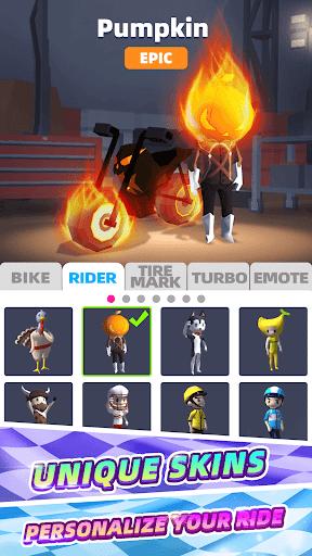 Code Triche Flipbike.io APK MOD screenshots 5