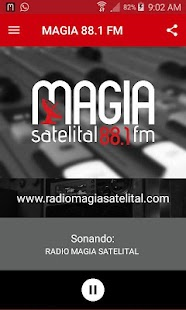 RADIO MAGIA SATELITAL- screenshot thumbnail