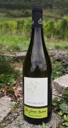 Velterliner Rose - Malvoisie - Vin de Savoie - Vin de France - Yves Girard-Madoux - Vignoble de la Pierre - Savoie Wine