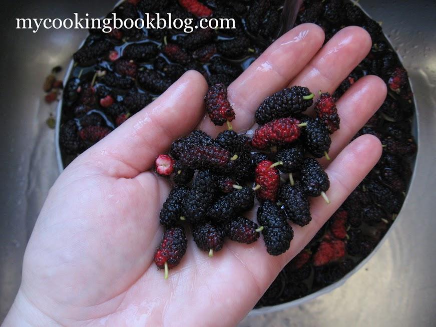 Сладко от черна Черница (Mulberry)