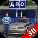Traffic Cop Simulator 3D icon