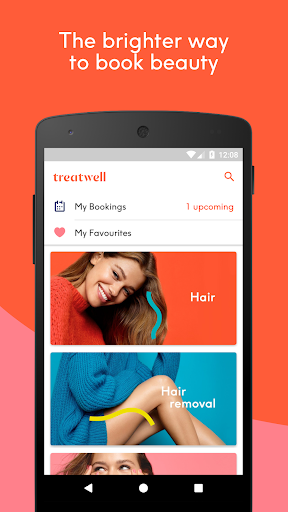 Treatwell: Book Beauty Nearby  screenshots 1