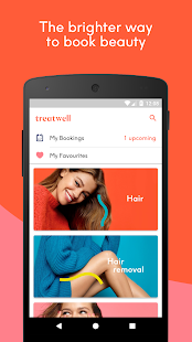 Treatwell: Book Beauty Nearby- screenshot thumbnail