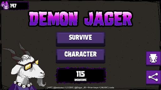 Demon Jager ( Demon Hunter ) 1.2 screenshots 1