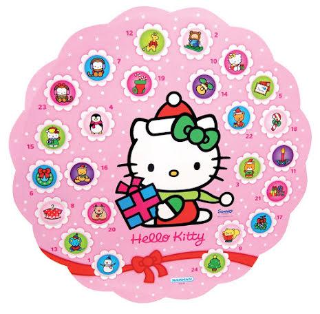 Hello Kitty Julkalender