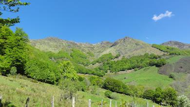Photo: En route vers le  Puy Chavaroche