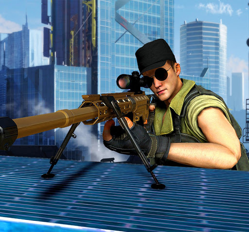 FPS Sniper 3D Gun Shooter Free Fire:Shooting Games apktram screenshots 6