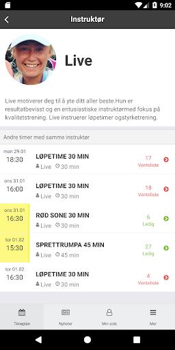Haugesund Aerobic Senter for PC