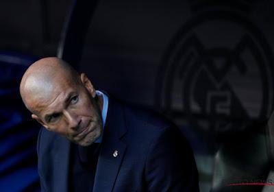 Zidane fait les yeux doux à la Premier League et à un club en particulier