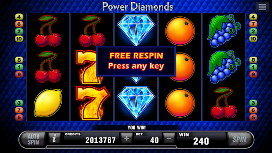 Power Diamonds Slot 1.0