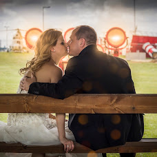 Wedding photographer Álmos Eőry (yellows). Photo of 10.01.2017