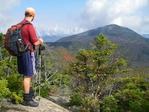 Photo: Our next peak - Mount Passaconaway.