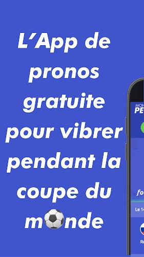 MPG - MonPetitProno ⚽🇷🇺🏆 Android App Screenshot
