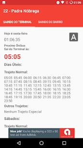 Horário dos Ônibus em Marília 2.21 APK Mod Updated 3