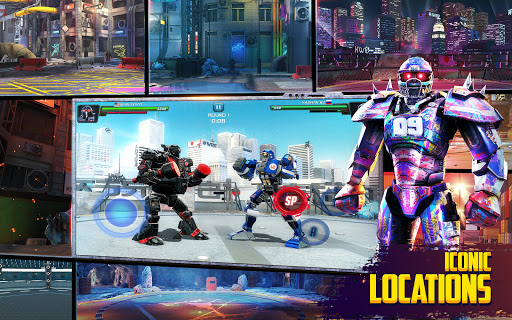 World Robot Boxing 2  screenshots 10