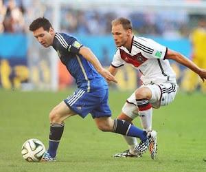 """Messi: """"Nous voulions gagner la Coupe du monde"""""""