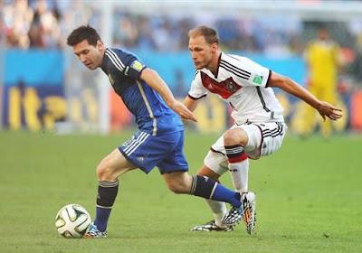 Messi kroont zich verrassend tot beste speler op het WK, Neuer beste doelman