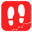 Pedometer For Walking icon