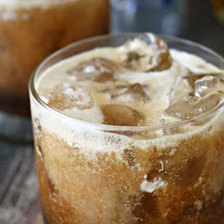 Salted Caramel Cream Cola