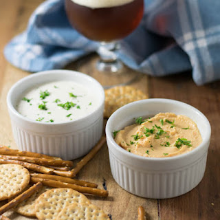 Easy Beer Cheese – Two Ways Recipe